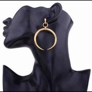 Boho Earrings Gold